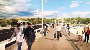 City to play IPD partnership role on new Kingston bridge