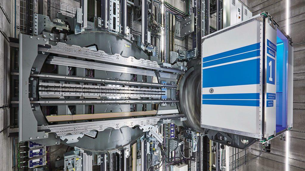 Revolutionary MULTI elevator system headed for Canada