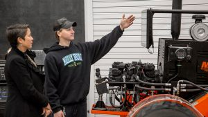New B.C. trades facility trains heavy mechanical students
