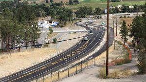 Kelowna road upgrades ease student traffic