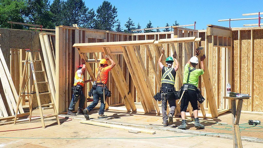 Six-storey wood condo builders fuelling prefab use in B.C.