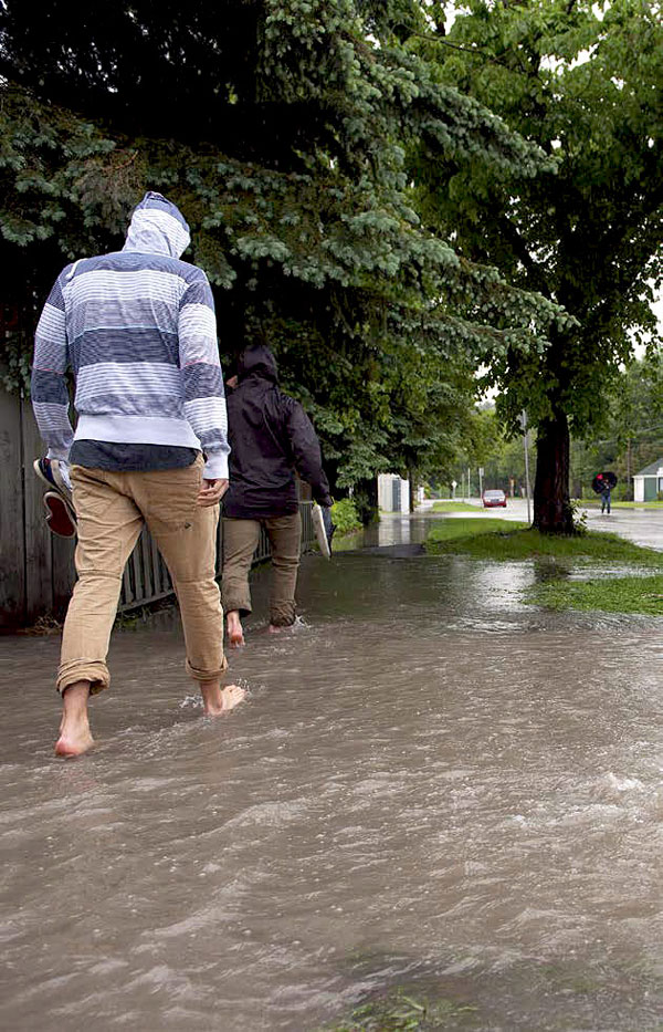 A recent Intact Centre paper entitled Preventing Disaster Before it Strikes offered recommendations for a new Canadian standard for flood-resilient communities.