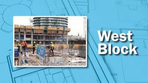 PHOTO: West Block Rebar