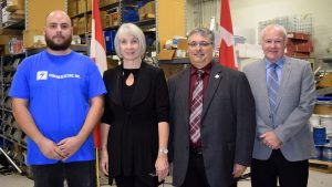 Federal employer program welcomed to boost apprenticeships