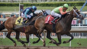 Mayor eyes overhauling racetrack without moving Preakness