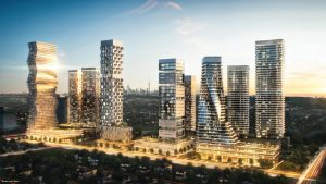 Rogers announces third tower plans at Mississauga's M City development