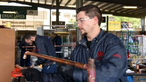 Sprinkler fitter apprentice wins international competition