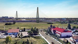 $200-million cable-stayed bridge being eyed in Edmonton