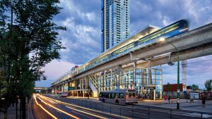 Contractors ride Metrotown station and exchange upgrade to VRCA Silver Awards