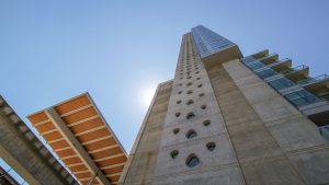 3 Civic Plaza rises up to grasp three VRCA Silver Awards