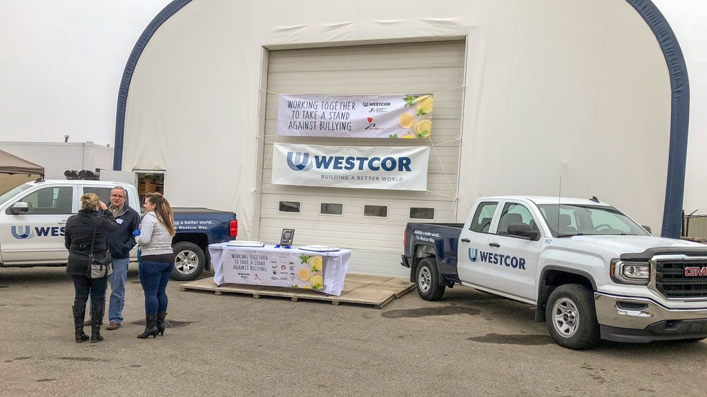 Westcor Construction stands up against bullying
