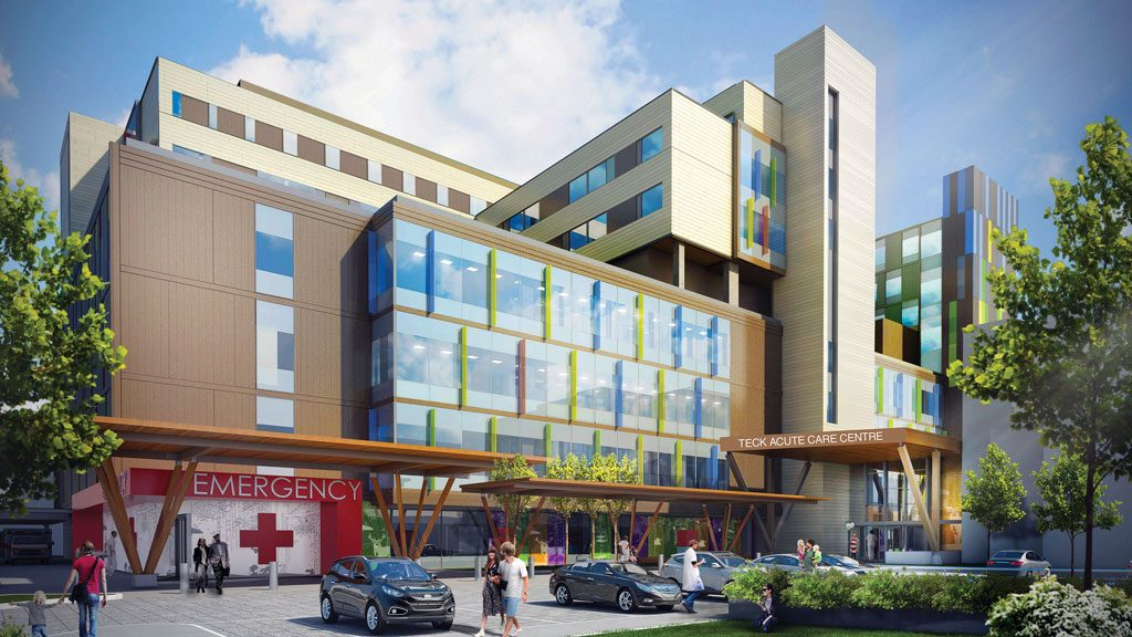Ledcor's efficiency kept TACC construction on track and on budget