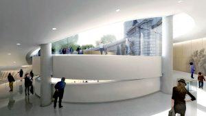 Quebec City legislature pavilion an underground marvel