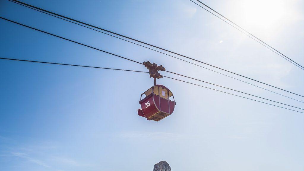 Edmonton's gondola bridges public, private resources