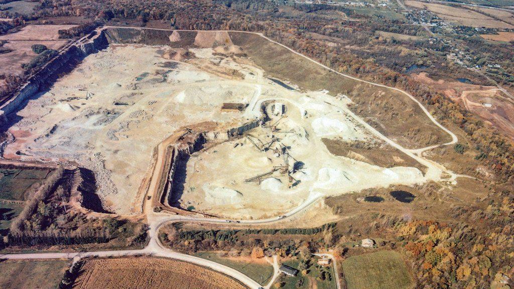 Kelso Quarry Park an environmental engineering showcase
