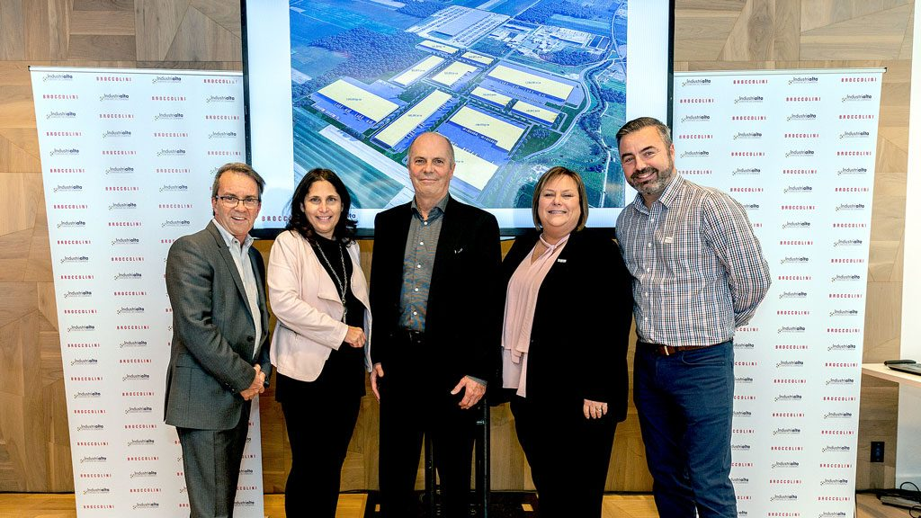 Alta and Broccolini partner to attract businesses to industrial development