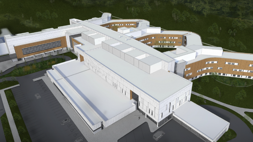 Grande Prairie hospital project taken over by Clark Builders