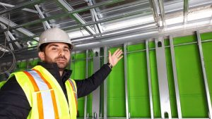 Factory-built load bearing walls to help revolutionize building