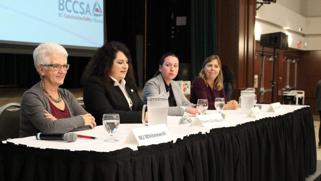 Construction industry women still facing an uphill battle