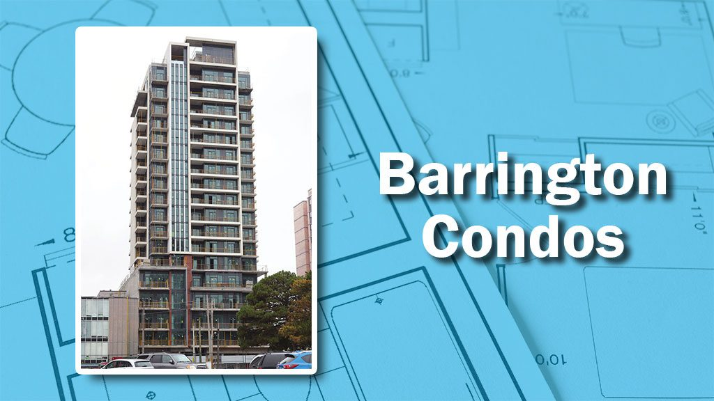 PHOTO: Barrington Balconies