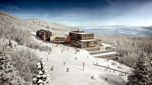 Club Med unveils drawings of new Charlevoix resort