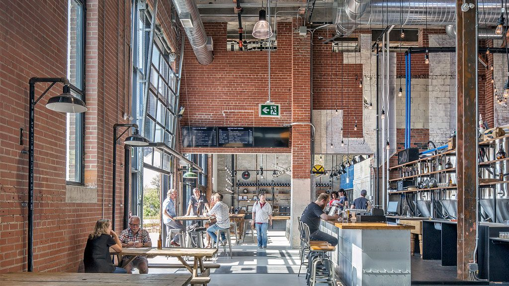 Symes Road Destructor transformed into a brewing 'jewel'