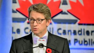 CIB 'actively engaged' in 10 projects: Lavallee