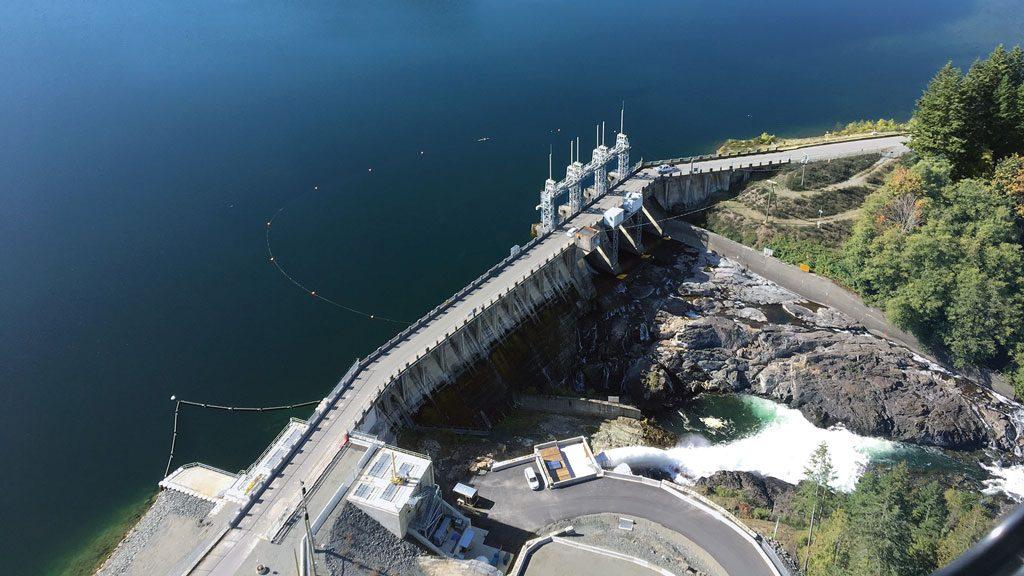 SNC-Lavalin and BC Hydro win award for John Hart project