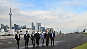 Airfield rehab wraps up at Billy Bishop