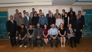 Saskatchewan apprentices honoured for aiming high