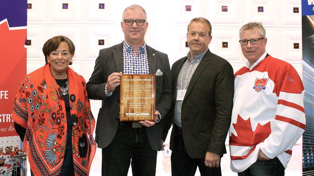 OGCA honours safest contractors, hones safety messages