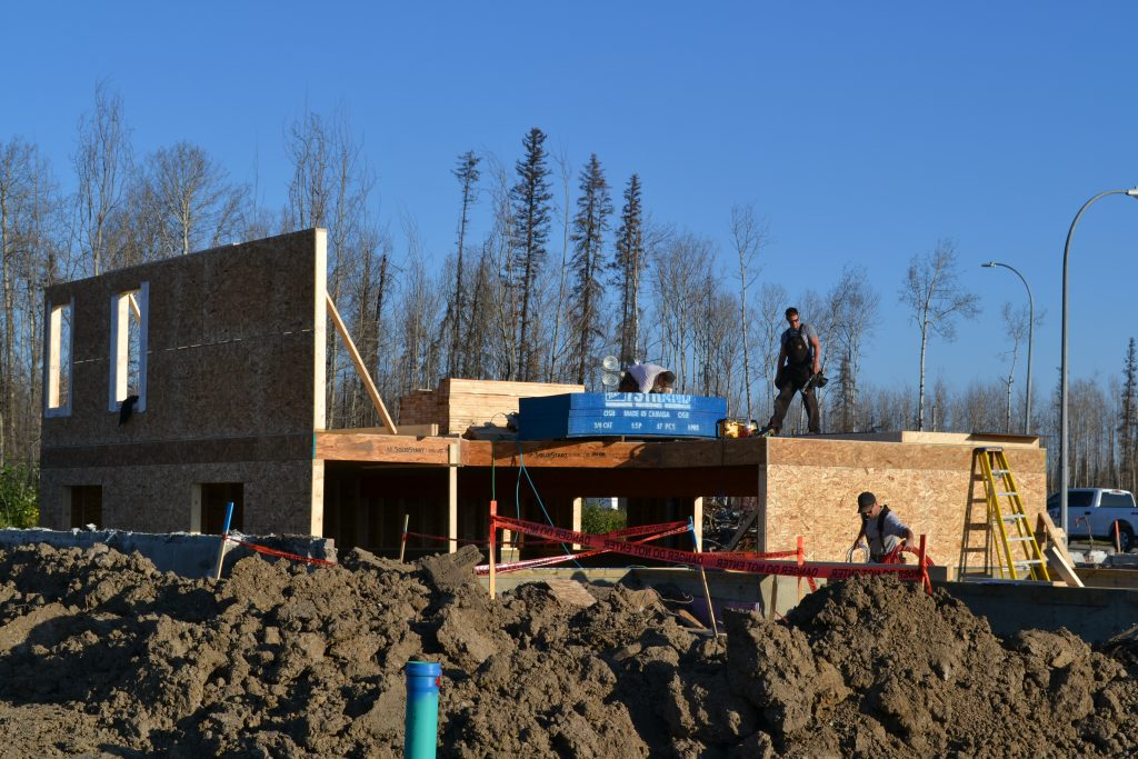 Alberta homebuilders say a crisis is brewing