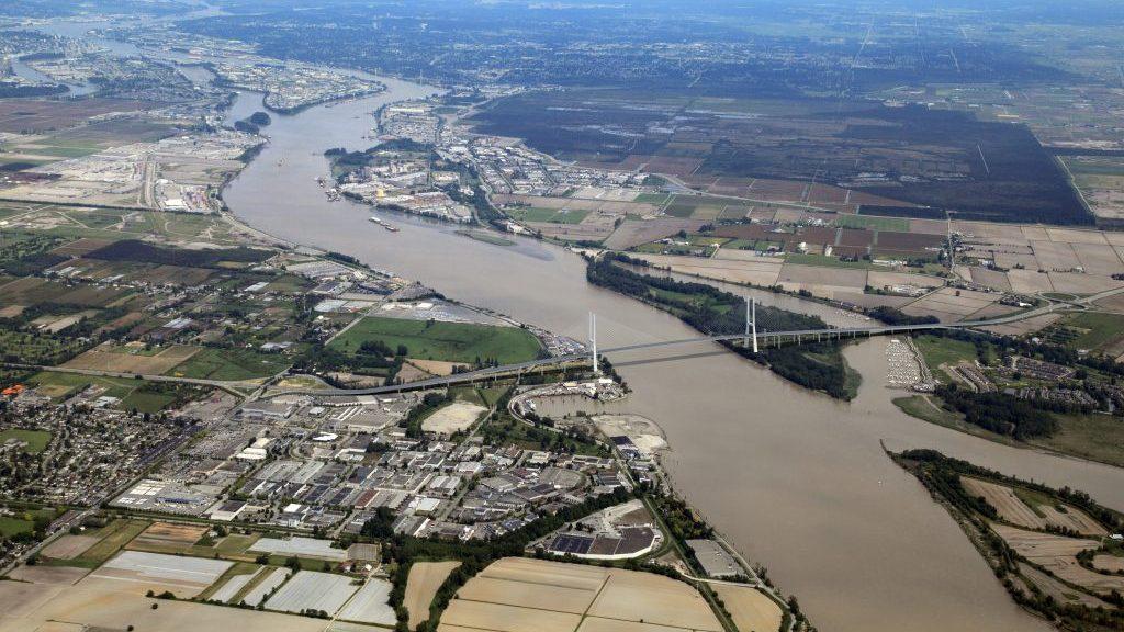 Deep water under the surface of Massey bridge proposal