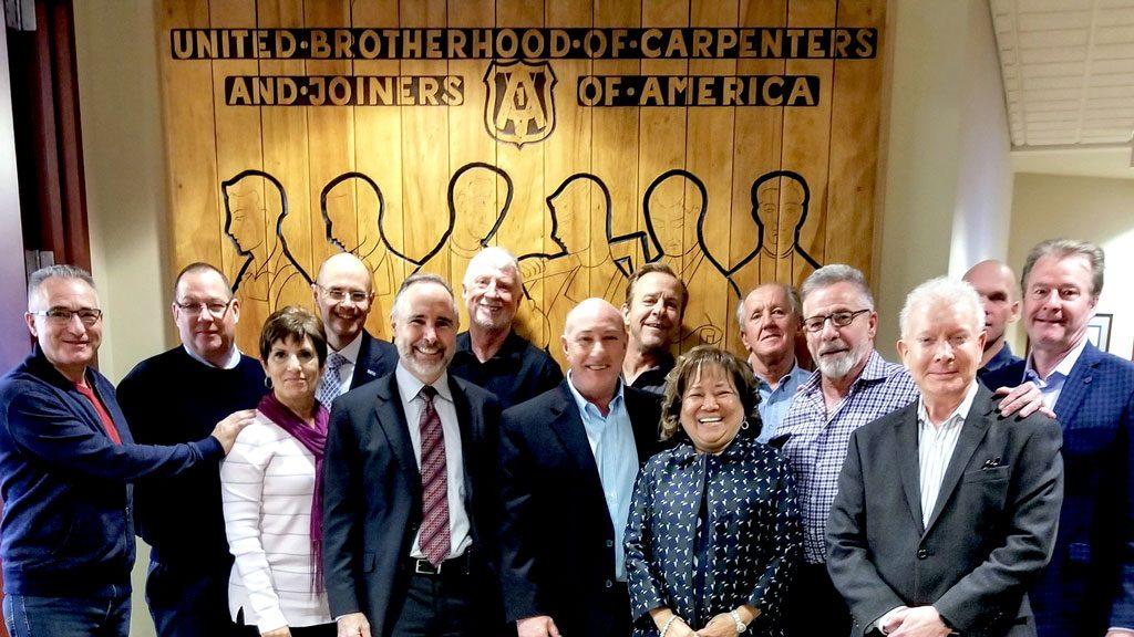 Carpenters' make $1 million donation to SickKids