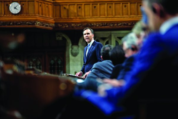 National construction industry leaders praised the federal government's fall economic statement entitled Investing in Middle Class Jobs, which was unveiled by Finance Minister Bill Morneau in November. It included training incentives and prompt payment measures.