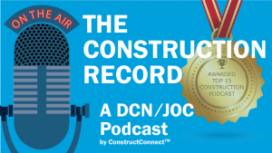 The Construction Record among best construction podcasts