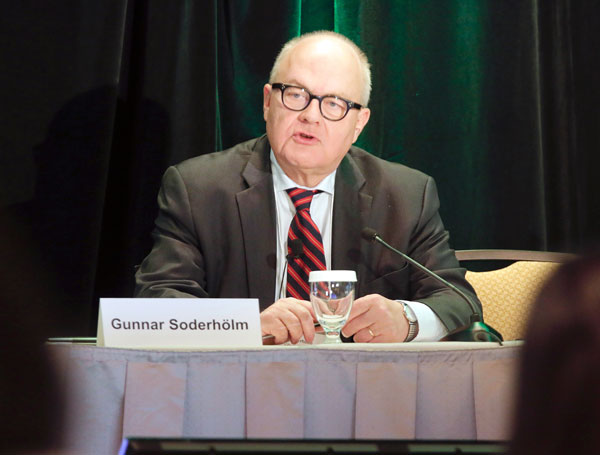 A panellist at the recent Transit Futures conference, Gunnar Soderholm, the head of Stockholm's Environment and Health Administration, described how the city implemented congestion charges in 2007.
