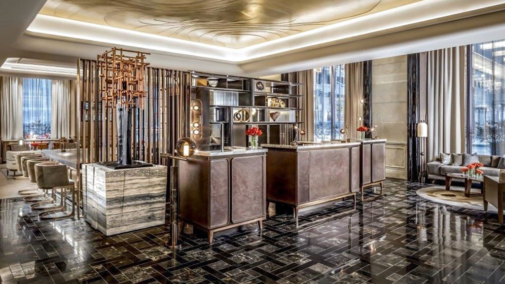 Guests Will Be Inspired At The New Toronto Marriott: Marriott Opens 65-storey St. Regis Toronto
