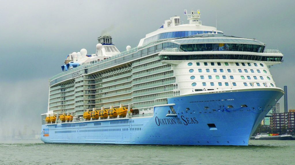 Greater Victoria Harbour upgrades allow for Quantum-class cruise ships