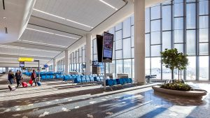 First new concourse opens at LaGuardia Airport's Terminal B