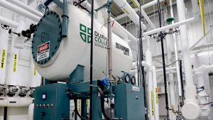 New campus Boiler Lab completed at Durham College