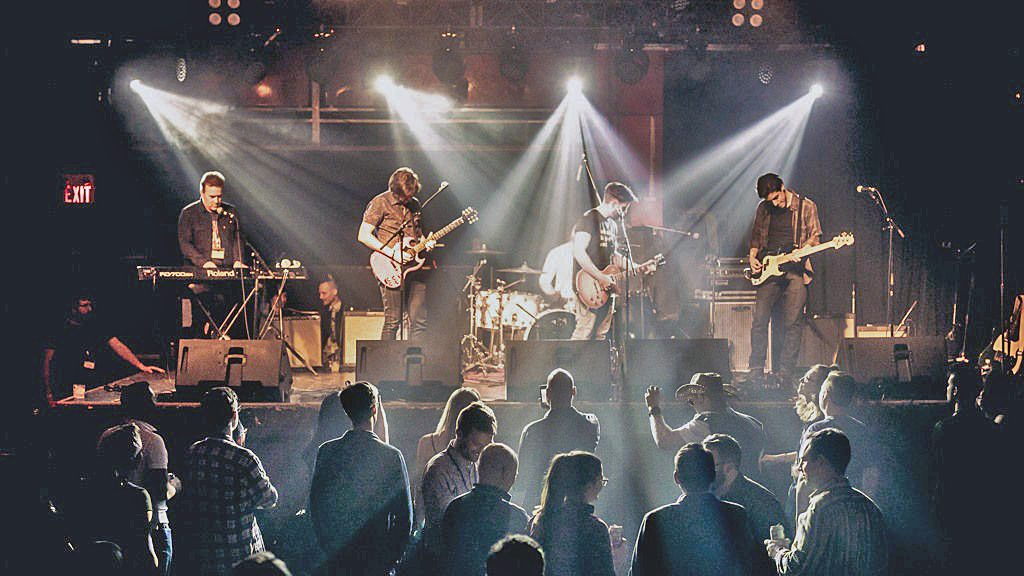 Edmonton BandJam charity concert starts on a high note