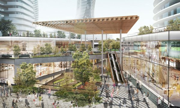 "Westbank founder Ian Gillespie describes the Oakridge Centre redevelopment as ""creating a microcosm of a city within one project."""