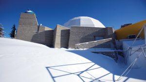 Cosmos Become Canvas: Calgary plans art gallery in former planetarium