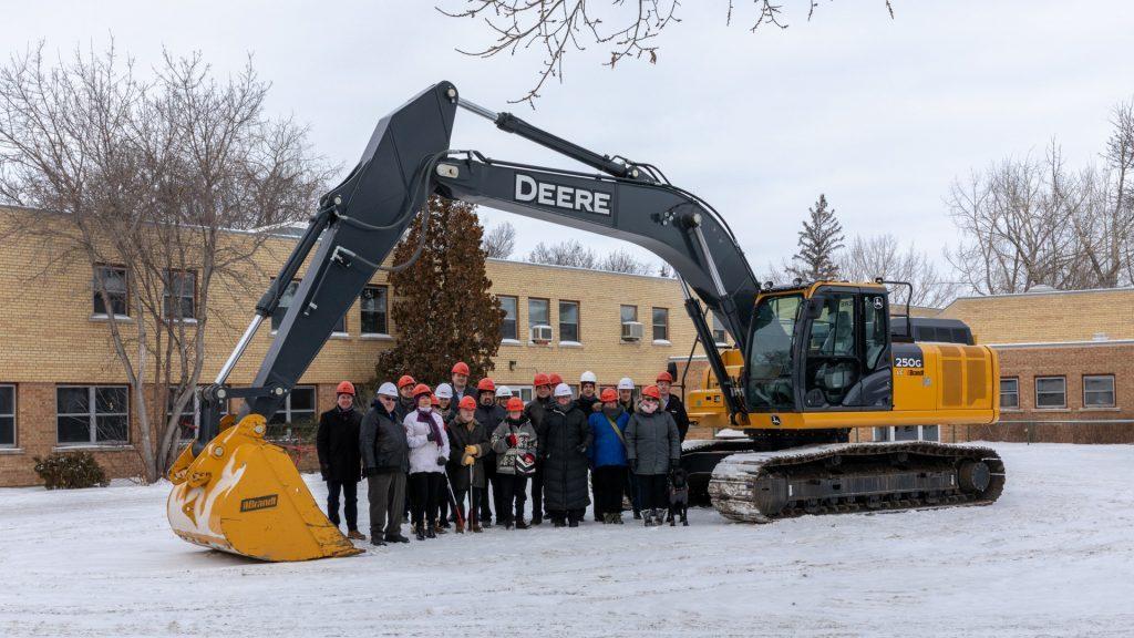 Regina CNIB renewal project enters demolition phase