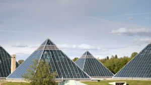 Graham wins contract for conservatory rehabilitation project in Edmonton