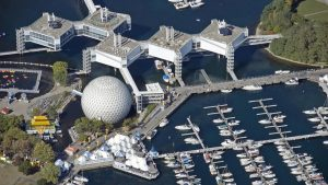 Ontario Place on World Monuments Fund 2020 Watch