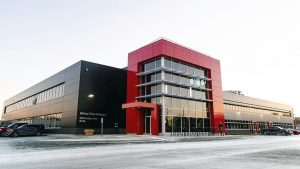 DCC marks completion of new Willow Park Armoury in Halifax