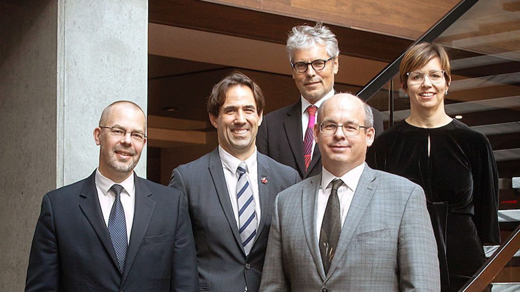 Canadian architects sign credentials pact with Europeans