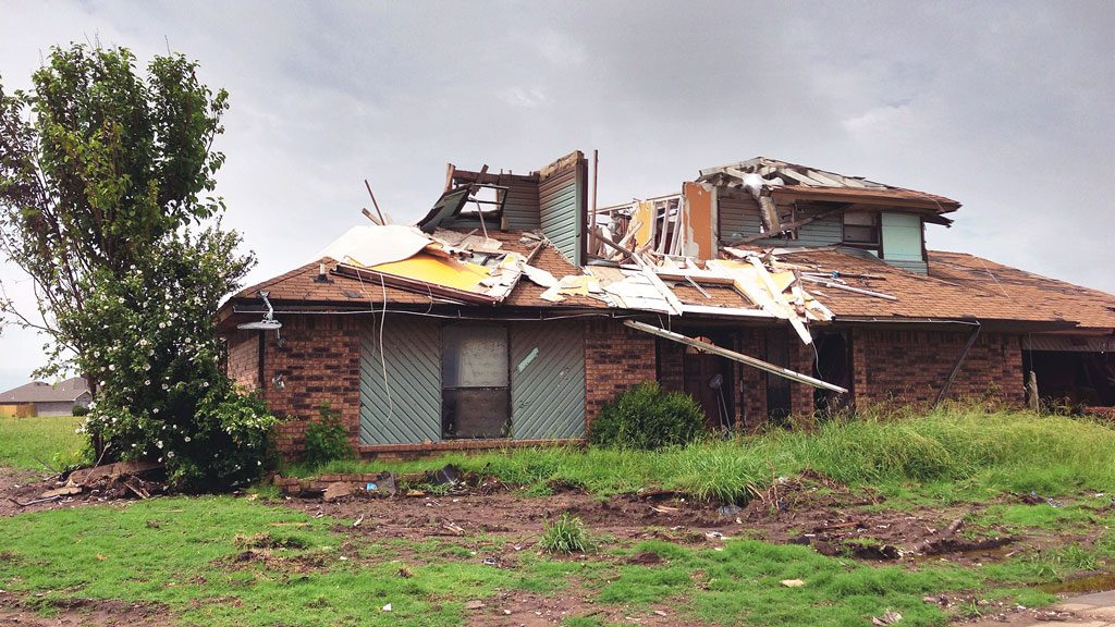 Western U research aims for tornado-resistant communities